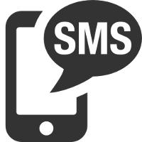 SMS Notifications Icon