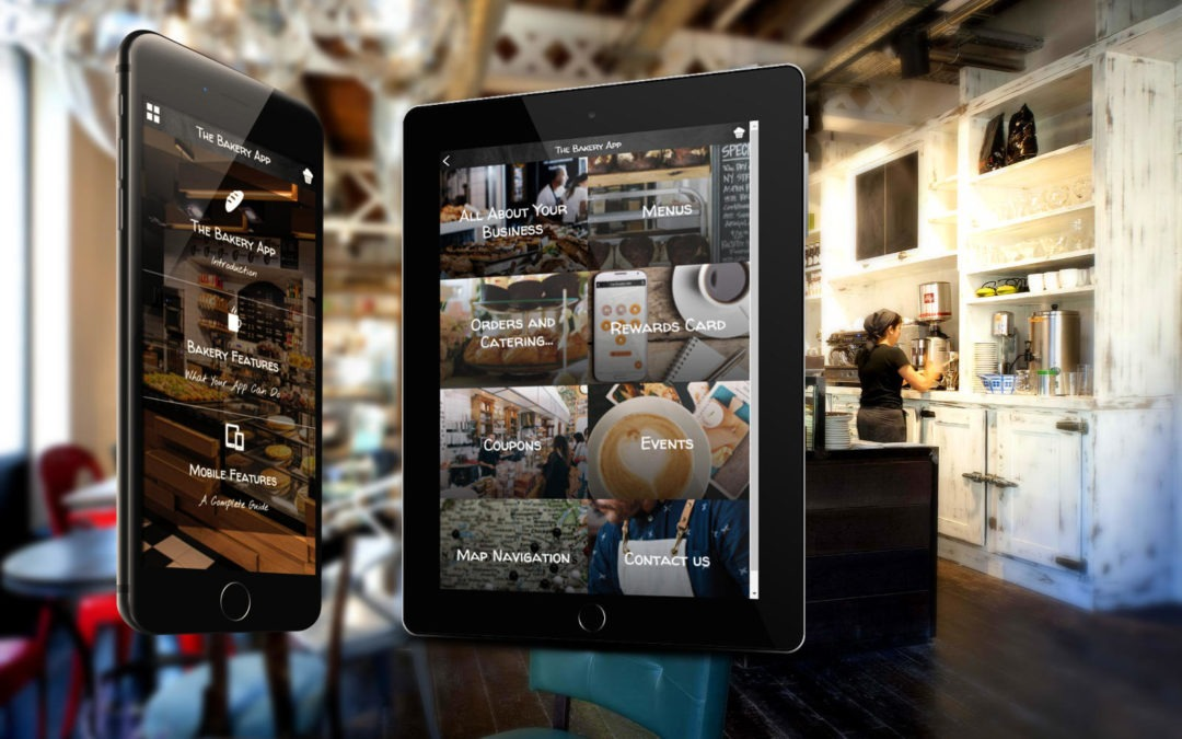 The Bakery and Coffee Shop App
