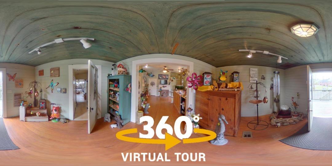 360 virtual tour google street view - kol koi pondscapes
