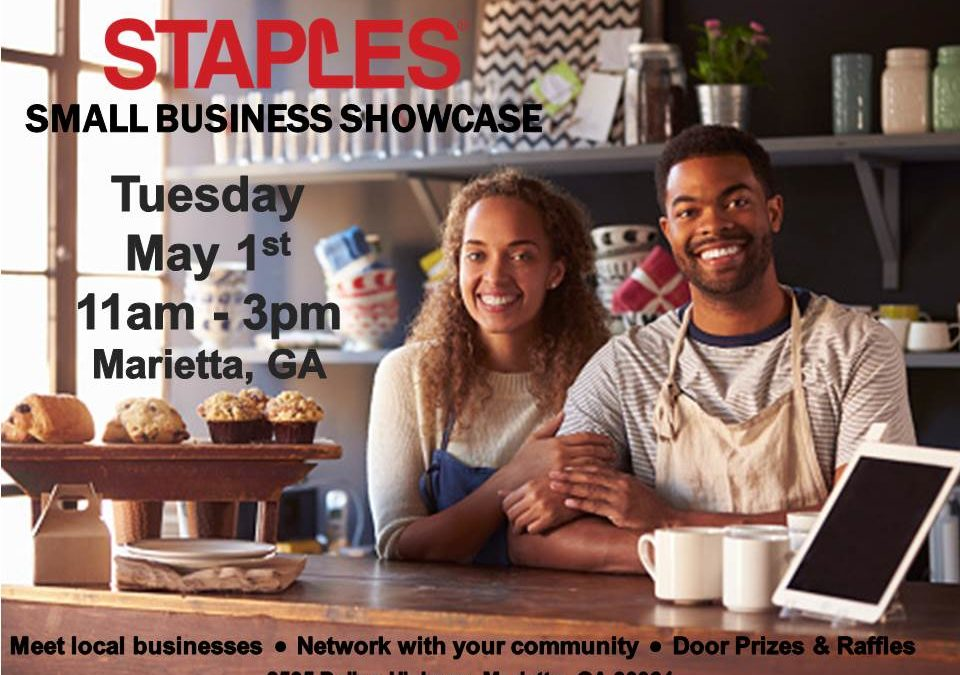 Free 360° Virtual Tour Raffle At Staples Small Business Showcase