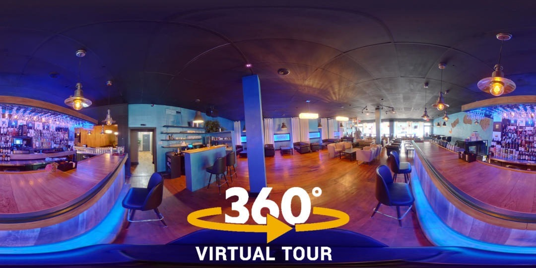 Virtual Tour – Blue Mist Cafe & Lounge