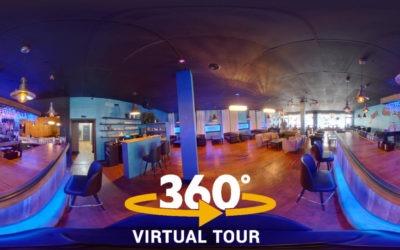 Virtual Tour – Blue Mist Cafe & Lounge