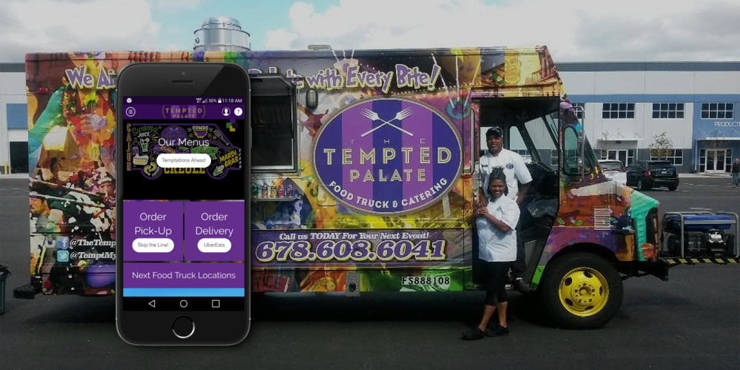 Introducing The Tempted Palate Mobile App