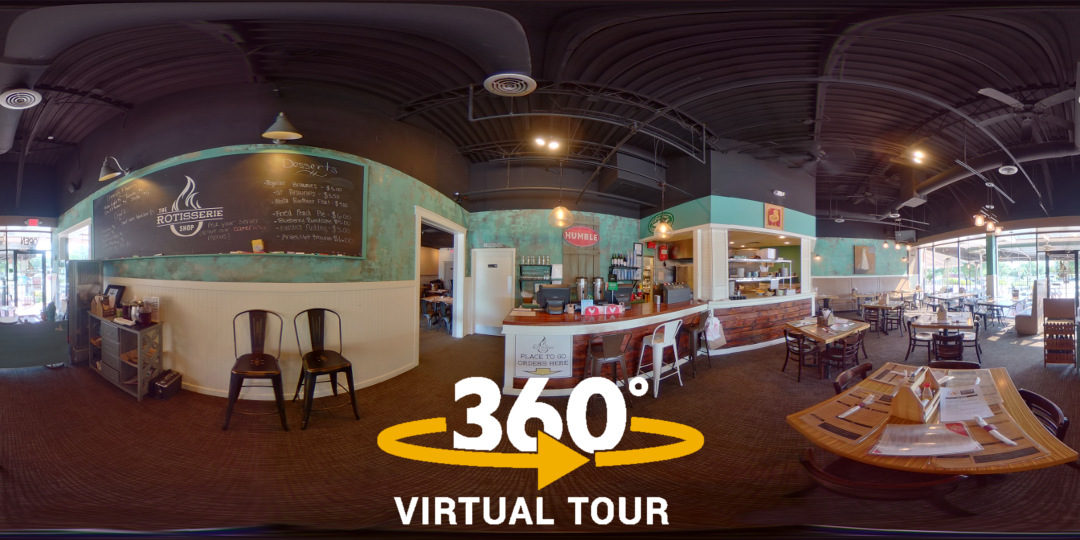Virtual Tour – The Rotisserie Shop
