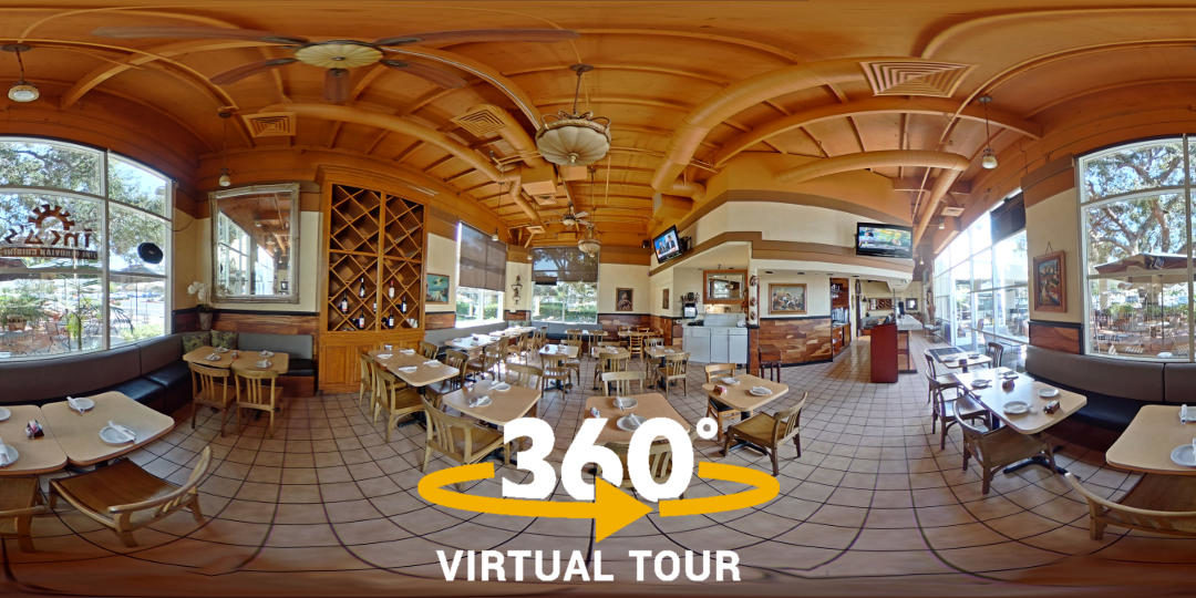 Virtual Tour – Inka's Restaurant
