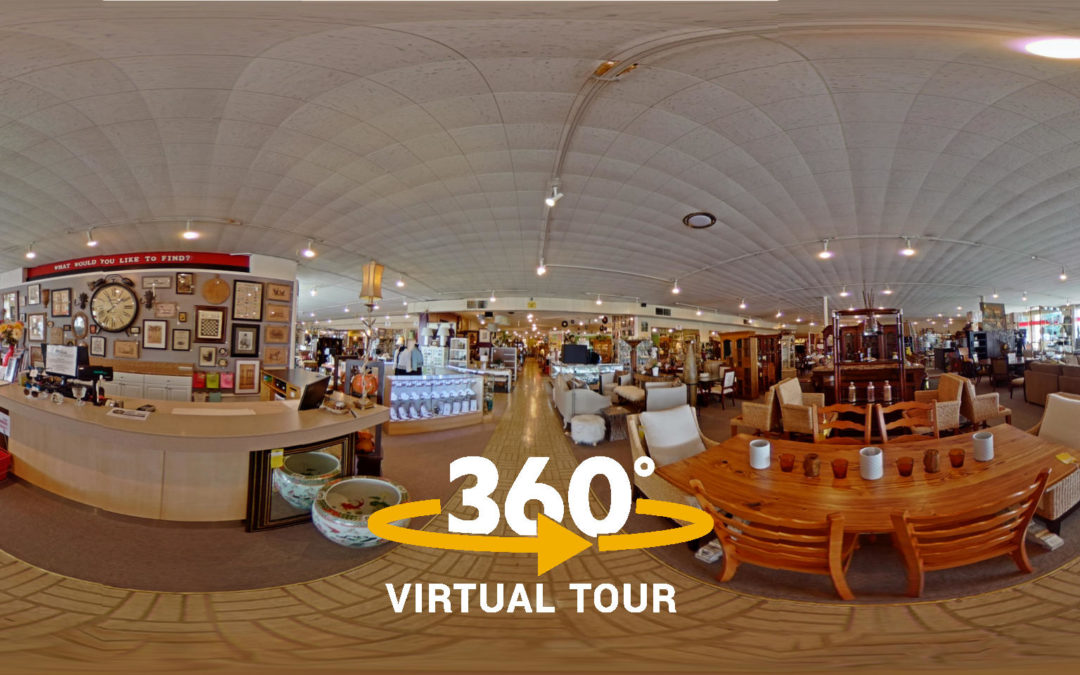 Virtual Tour – Simple Finds for the Home