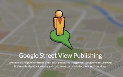 Street View Recording & Publishing