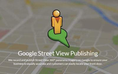 Street View Recording & Publishing