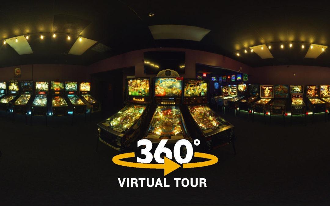 Virtual Tour – Portal Pinball Arcade