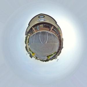 Mythos Media Virtual Tours - Portal Pinball Kennesaw, Tiny Planet