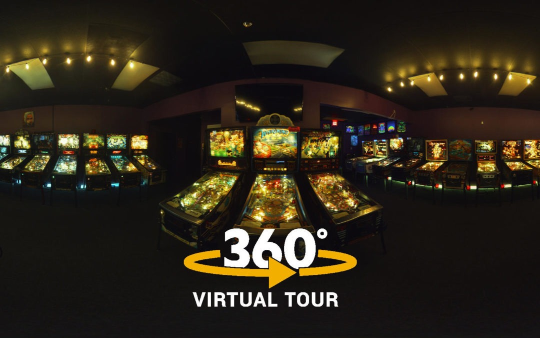 Virtual Tour – Portal Pinball Arcade