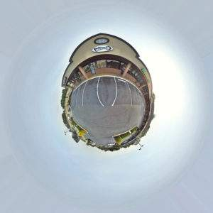 Mythos Media Virtual Tours - Portal Pinball Kennesaw, Tiny Planet