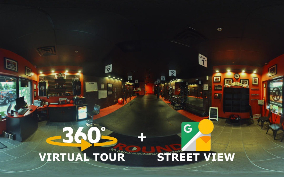 Virtual Tour – 9Round Fitness West Cobb
