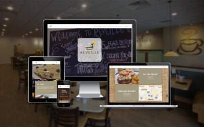 Introducing the new Reveille Cafe Website