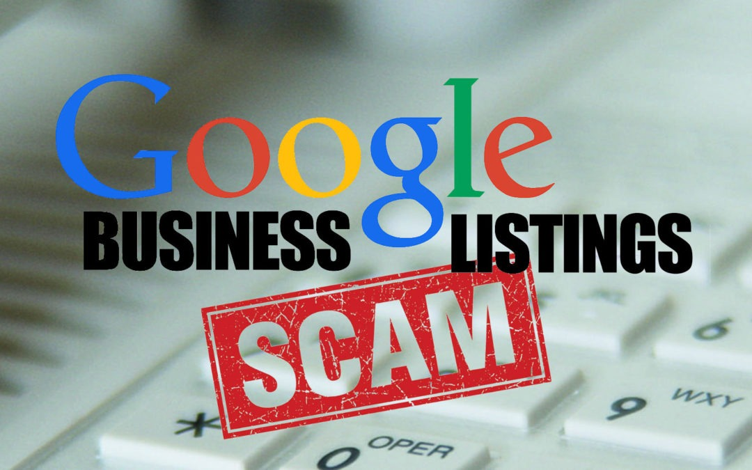 Protect Yourself from Google Business Scams