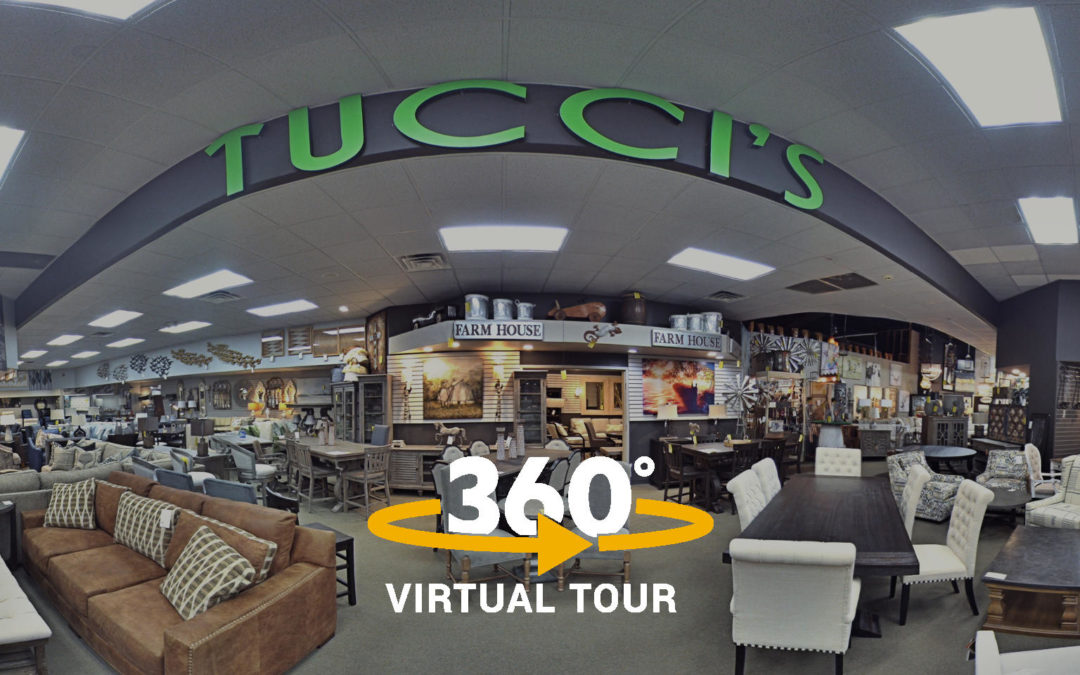 Virtual Tour – Tucci's Unique Furnishings