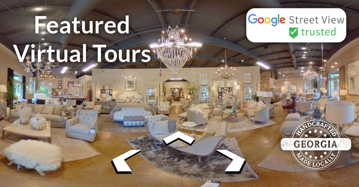 Mythos Media Virtual Tours - Featured Virtual Tours and Visitor Stats