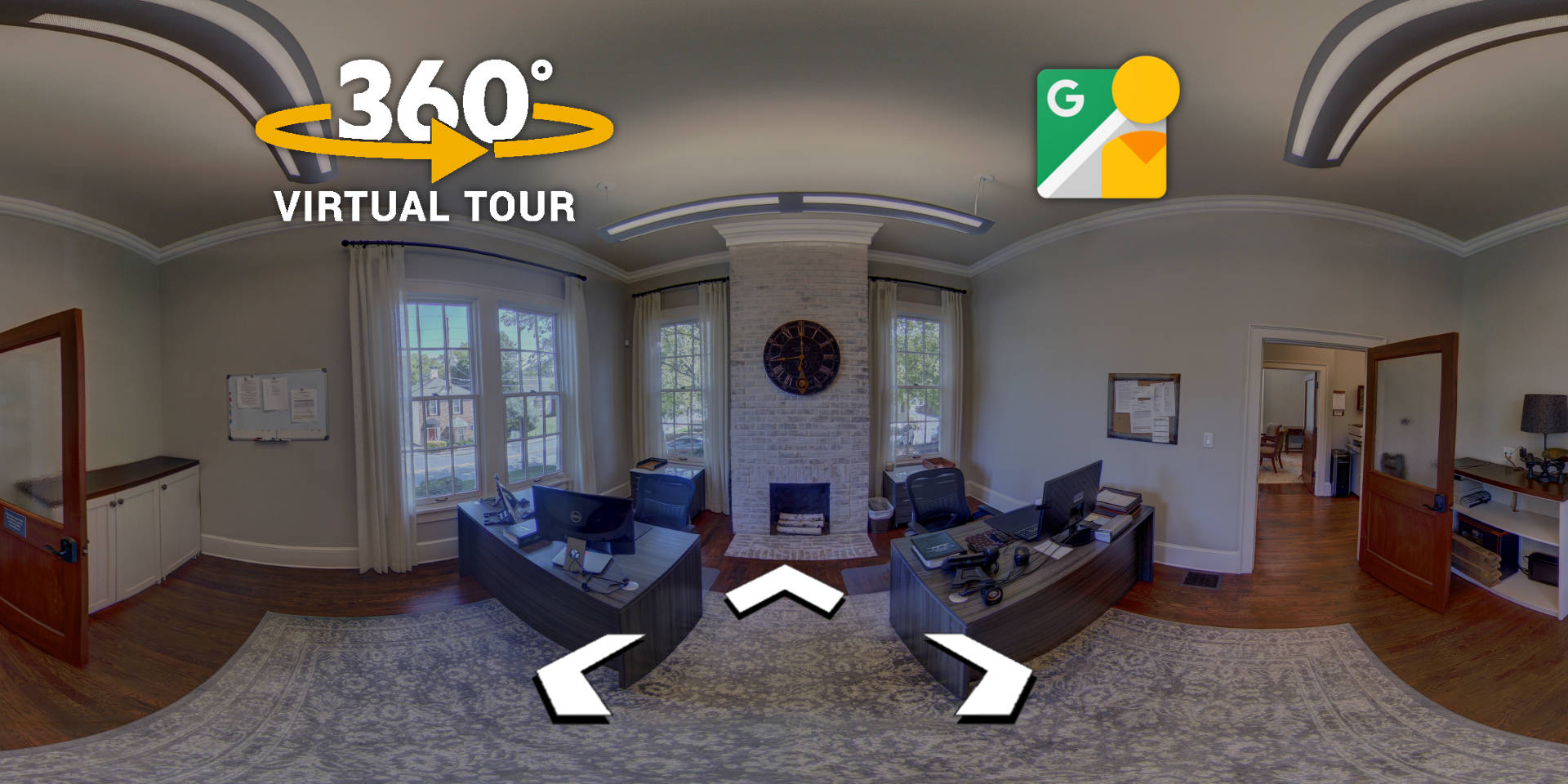 Mythos Media Virtual Tours - The Cherry Law Firm Marietta 1
