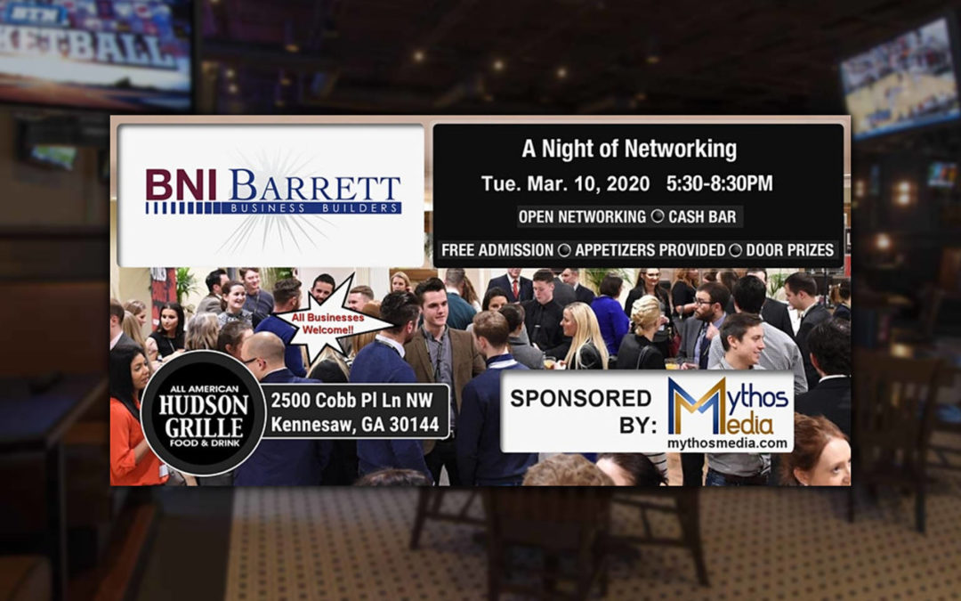 A Night of Open Networking