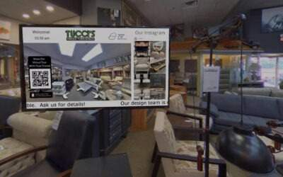 Digital Signage Project – Tucci's Unique Furnishings