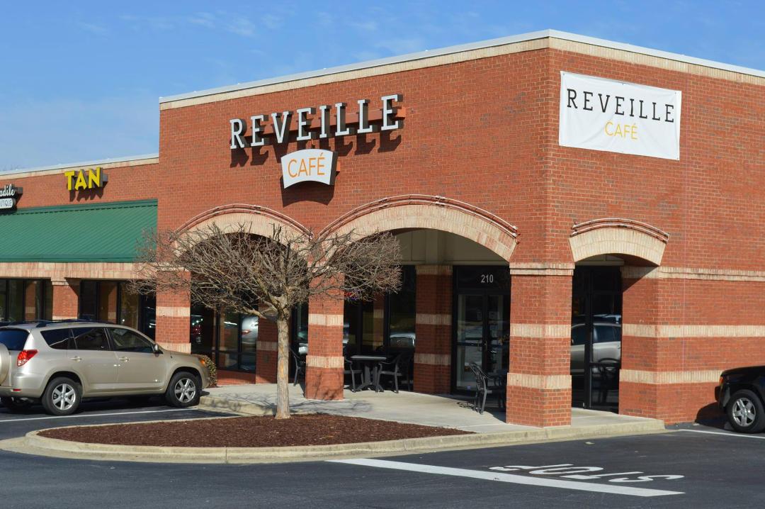 Reveille Cafe in Acworth
