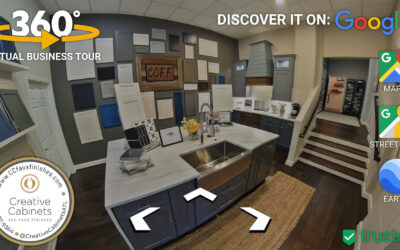 Virtual Business Tour – Creative Cabinets and Faux Finishes