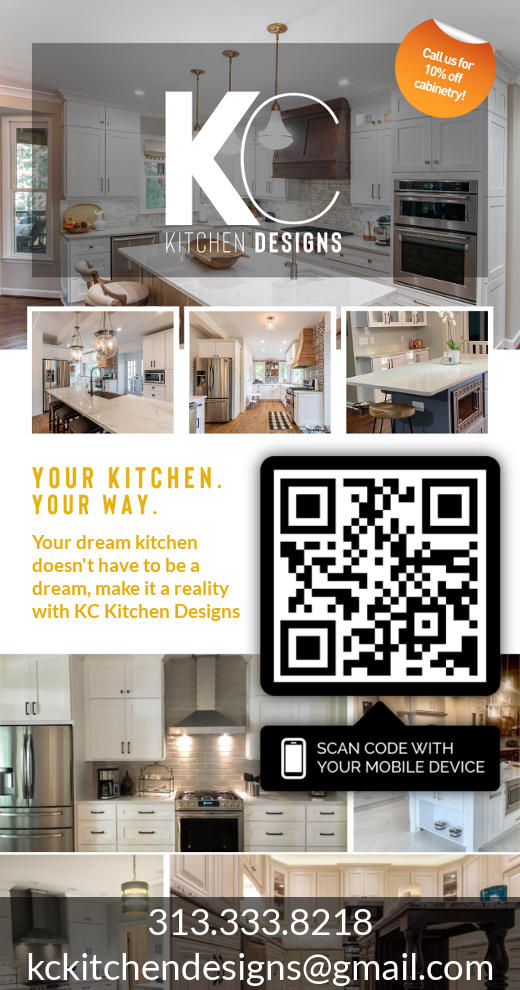 Mythos Media Digital Signage, Local Ad - KC Kitchen Designs