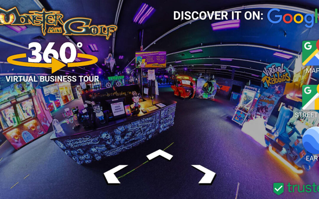 Virtual Business Tour – Monster Mini-Golf