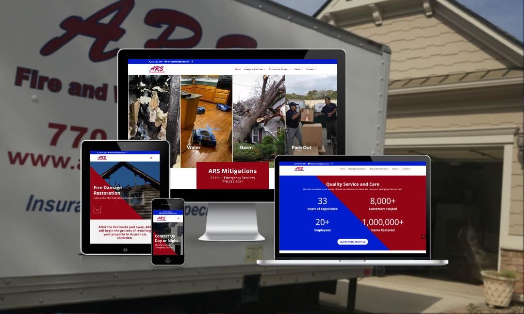 ARS Mitigations New Website
